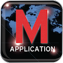 M Application icon