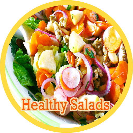 Healthy Salads LOGO-APP點子