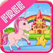 Unicorn Dash Kids Pony Games