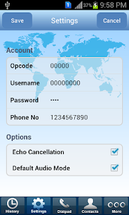 Platinum Dialer- screenshot thumbnail