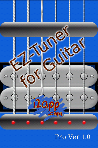 EZ Tuner For Guitar-Pro