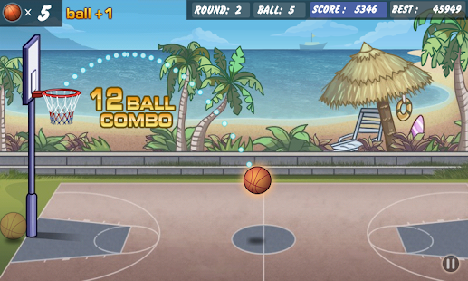 Basketball Shoot - screenshot thumbnail