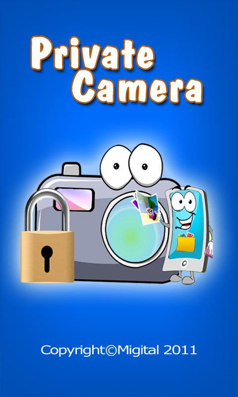 Private Camera - screenshot