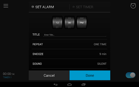 Alarm Clock v2.7.1
