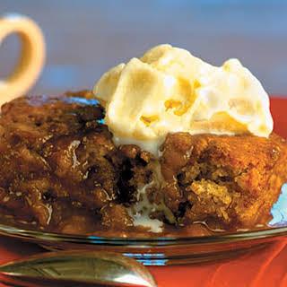 Banana Caramel Pudding Cake.