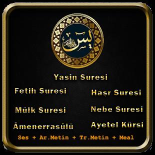Yasin Fetih Mülk Amme Sesli - náhled
