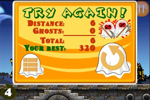 Angry Ghosts - screenshot