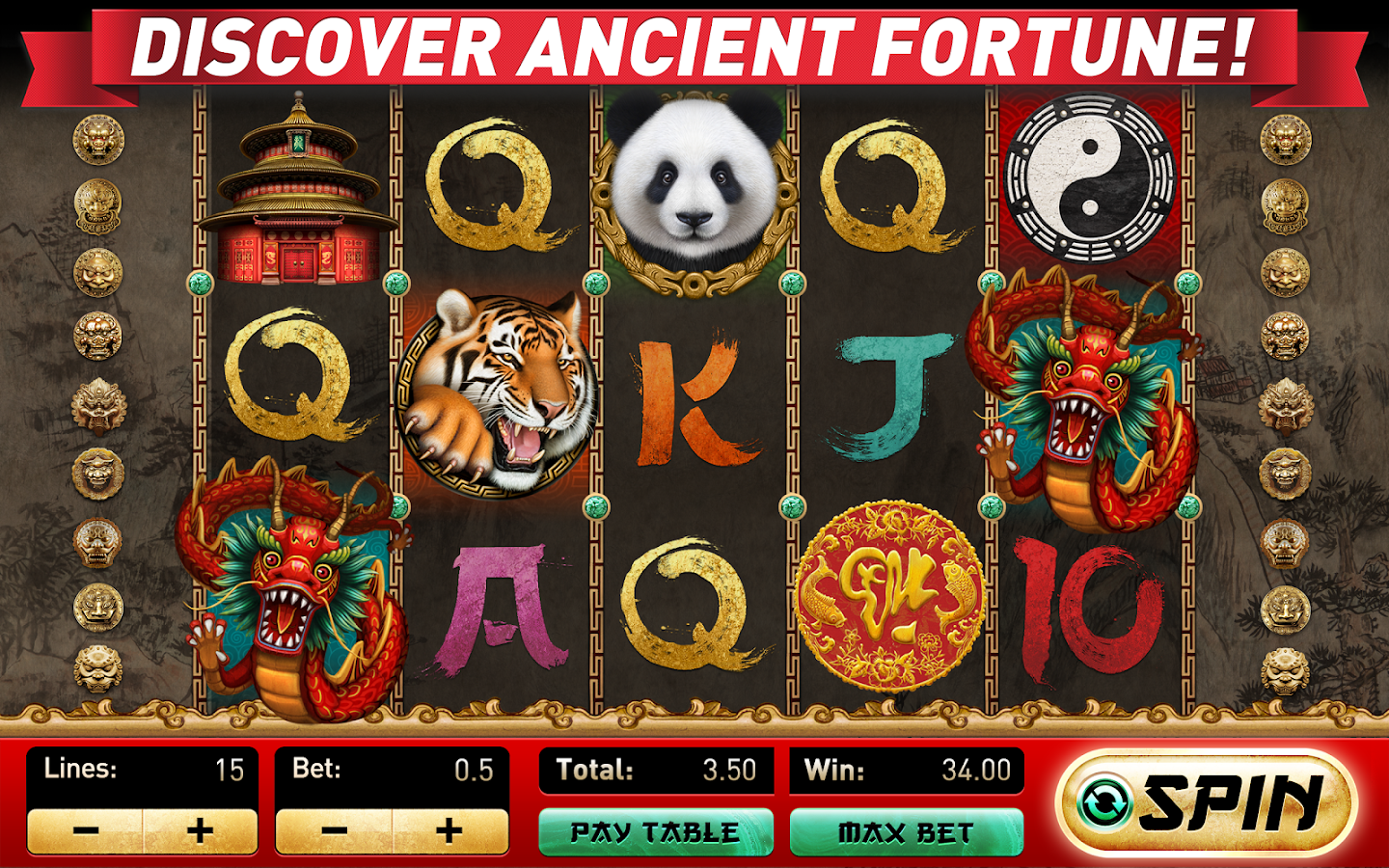 free online slots for fun ra game
