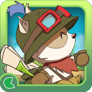 Super Teemo Adventure LOL for PC and MAC