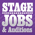 The Stage Jobs & Auditions logo