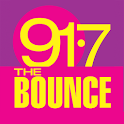 91.7 The Bounce icon