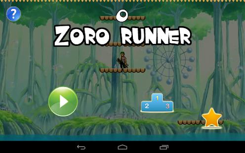 Zoro Runner