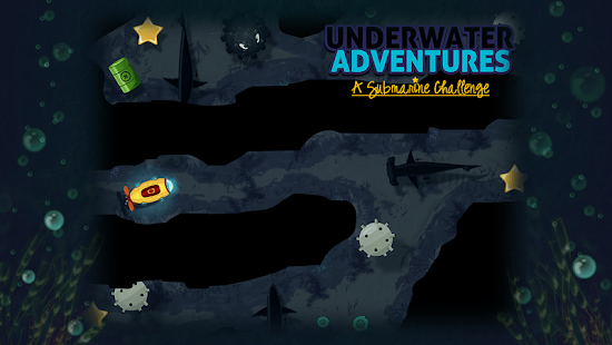 Underwater Adventures- screenshot thumbnail