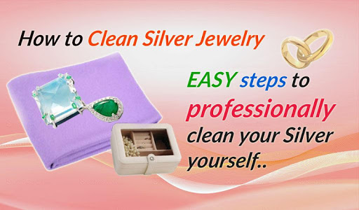 Download How to clean silver jewelry for PC