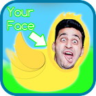 Flappy You: flappy bird game icon