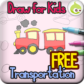 Draw for Kids, Transportation