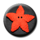 Crochet Starfish icon