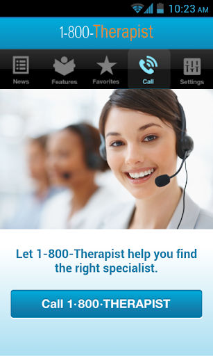【免費健康App】1-800-Therapist-APP點子