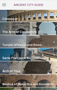 Forum Romanum / Roman Forum screenshot 6
