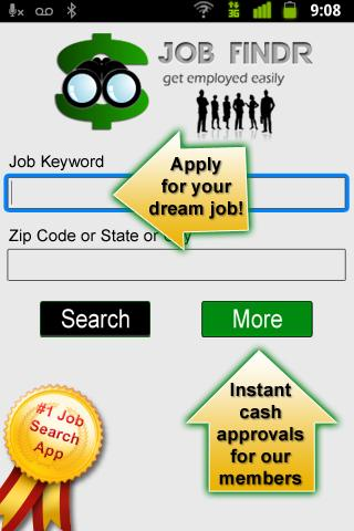 Job Search App+ (FREE) - screenshot