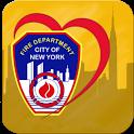 FDNY Be 911 Lifesaver icon