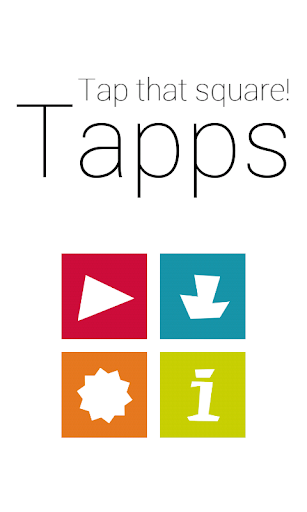 Tapps: Tap that square
