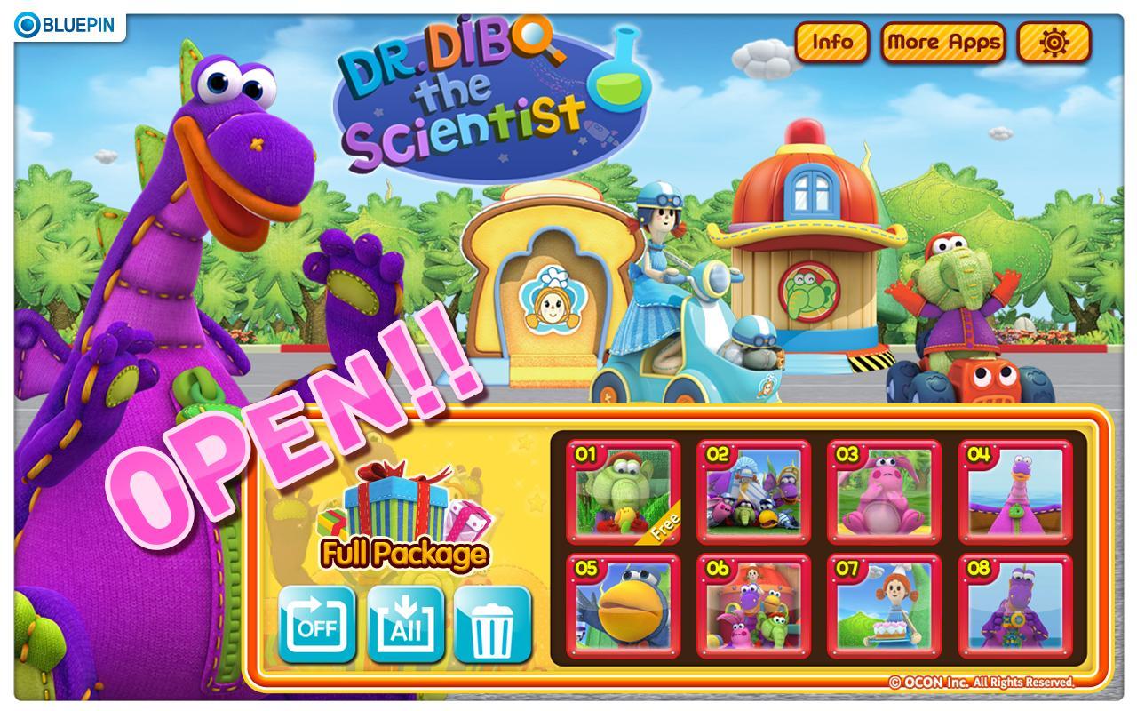 생활 속 과학 이야기 '디보는 과학자'- screenshot