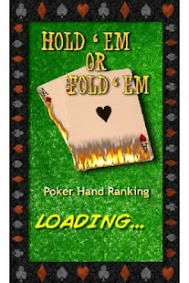 Hold Em Or Fold Em Heads UP - screenshot thumbnail