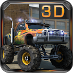 Monster Trucks 3D Parking 1.1.1 Apk