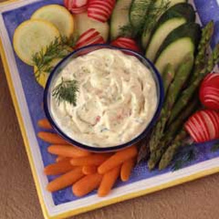 Simple Vegetable Dip Recipes.