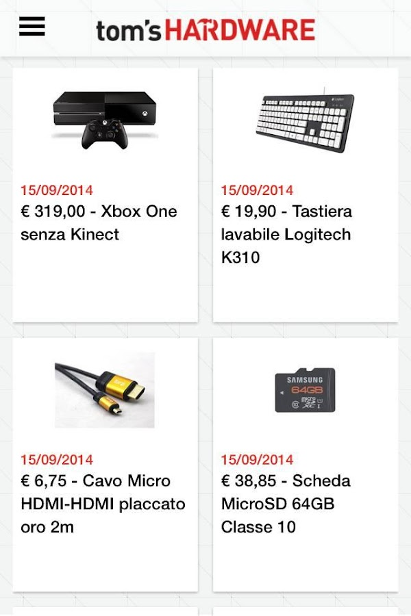 Tom's Hardware Italia � Android Apps on Google Play