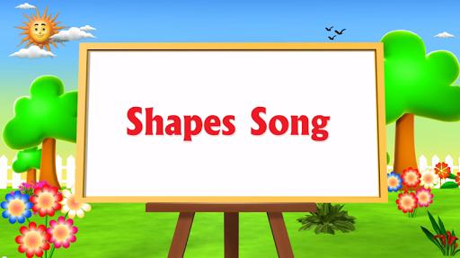 Preschool Shapes Songs