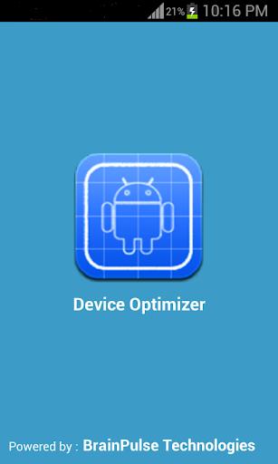 Device Optimizer