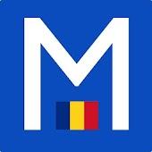 Harta Metrou Bucuresti