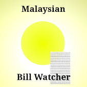 Malaysian Bill Watcher
