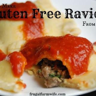 Gluten-Free Ravioli