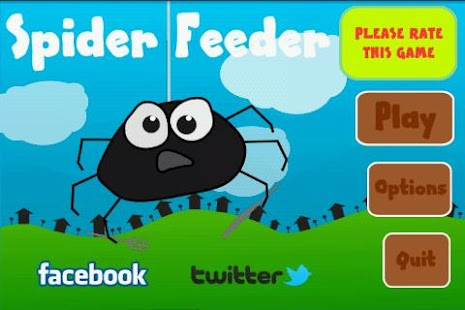 Spider Feeder- screenshot thumbnail