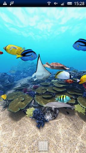熱帯魚の海360°Trial