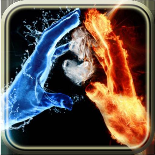烈火动态壁纸 程式庫與試用程式 App LOGO-APP試玩