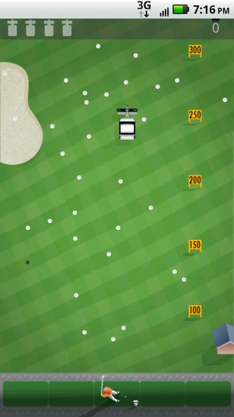 Golf RAnGE- screenshot