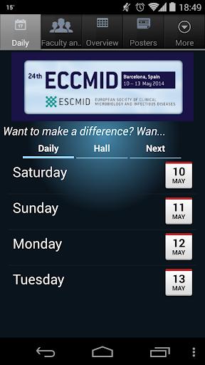 ECCMID 2014