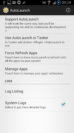 Auto launch apps when plugging into your Android device ...