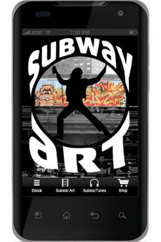 NYC Subway Art - screenshot