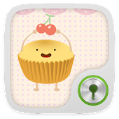 I AM CAKE GO Locker theme