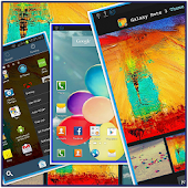 Galaxy Note 3 Theme