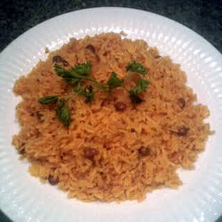 Easy Arroz con Gandules.