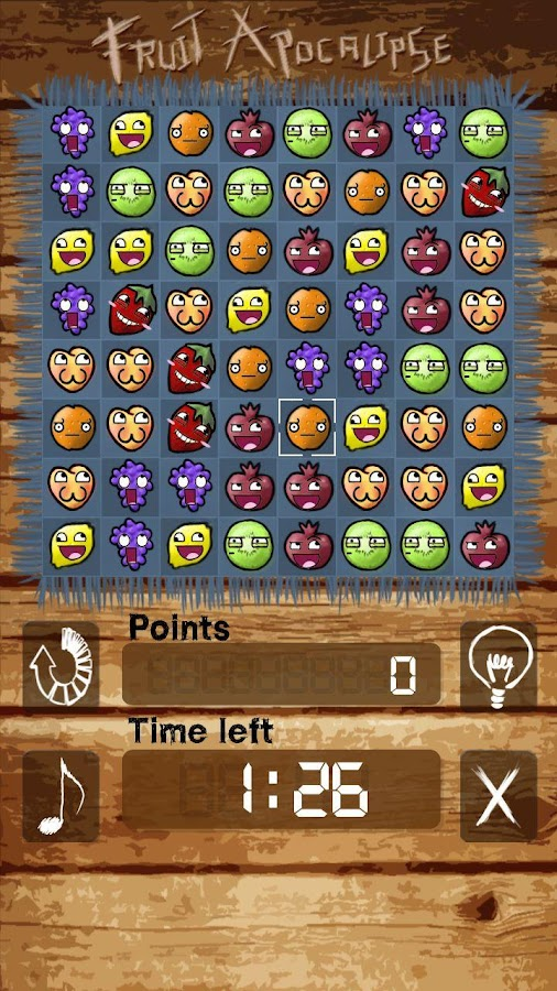 Fruit Apocalipse (Free) - screenshot