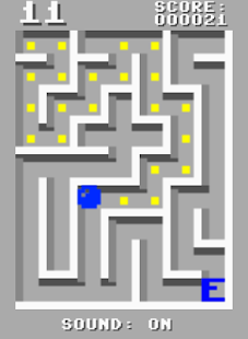 C64 Maze Run - screenshot thumbnail