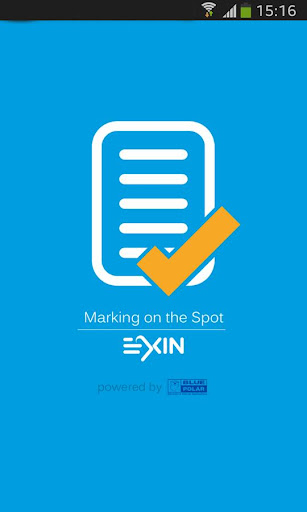 EXIN Marking on the Spot
