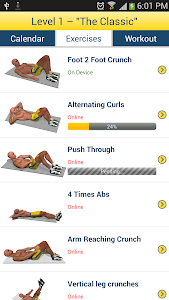 8 Minutes Abs Workout v2.4.27 (Unlocked)
